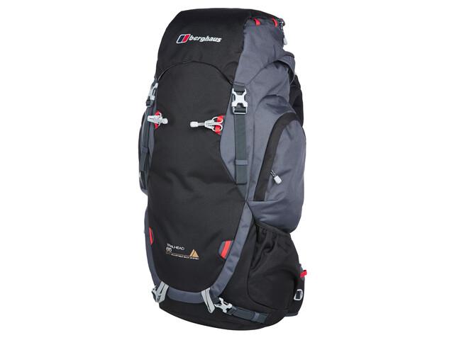 Berghaus Trailhead 65 Backpack Black/Carbon